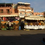 souk a Marrakech