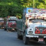 camion typique sikkim