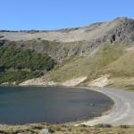 Volcan a  pus de 1700 m
