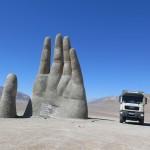 La main du désert