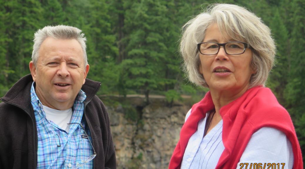 Patrice et Mary-Line